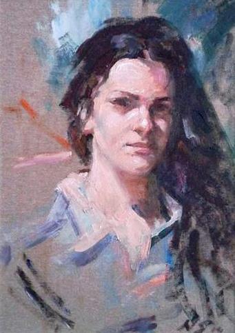 Nataša, portret